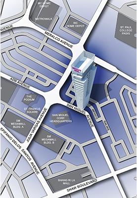 Wynsum Corporate Plaza 45 San Miguel Avenue